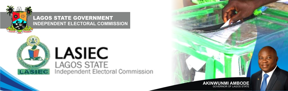 Image result for The LAGOS state independent electoral commission LASiEC